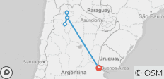 Northwest Argentina - 07 days - 7 destinations
