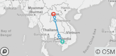 Highlights of Cambodia & Laos - 13 days - 8 destinations