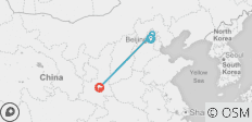 China Discovery Tour: 6 Days Beijing to Xian Tour with Hotel - 3 destinations