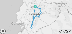 Ecuador Family Style Tour  - 10 destinations