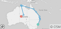 The Big Walkabout (Start Sydney - Until March 2020) - 13 destinations