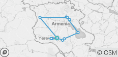 Armenia: Discover the taste of regional specialties - 12 destinations