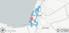 Highlights of the Holy Land Best Experience - 8 Days - 25 destinations