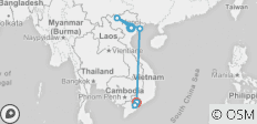 CLASSIC VIETNAM 10 DAYS 9 NIGHTS  - 7 destinations