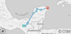 Mayan Journey - 13 destinations