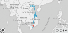 14 Day Vietnam Highlights North to South - 8 destinations