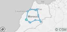 Morocco Discovery, Private Tour - 14 destinations