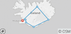 Iceland\'s Ring Road - 7 destinations
