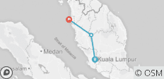 Ronda - Ronda Overland Tour / KUL - PEN - 3 destinations