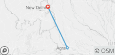 Private 3 Day Agra and New Delhi Tour  - 3 destinations