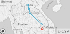 Laos Explorer XL - 5 destinations