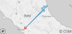 From Rome to Piceno - 8 destinations