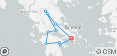 Classical Tour of Greece | 5 Days - 10 destinations