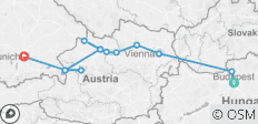 Active & Discovery on the Danube with 2 Nights in Salzburg Area & 1 Night in Munich (Westbound) - 13 destinations