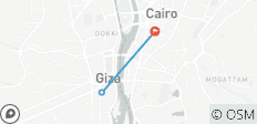 3 Days: Best Cairo Tour - 3 destinations