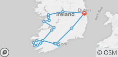 Focus on Ireland (Classic, Summer, 7 Days) - 18 destinations