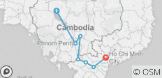 Fascinating Vietnam, Cambodia & the Mekong River (Southbound) - 7 destinations