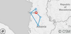 Food wine and History tour around Albania  - 6 destinations