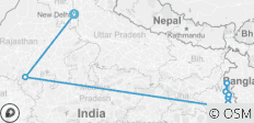 Me to We & the Sacred Ganges (New Delhi to Kolkata, 2020) - 10 destinations