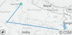 Me to We & the Sacred Ganges (2020) (New Delhi to Kolkata, 2020) - 10 destinations