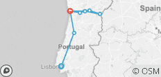 Portugal, Spain & the Douro River Valley (2020) (Lisbon to Porto, 2020) - 10 destinations