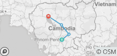 Wonder of Cambodia Overland 7 days  - 4 destinations