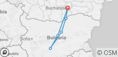 4-Day Tour to Bulgaria from Bucharest - 6 destinations