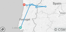 Lisbon with Douro Discovery (2020) - 12 destinations