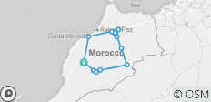 Souks and Medinas of Morocco - 13 destinations