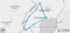 Discover Uganda – 14 Days - 10 destinations