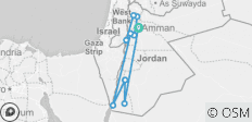 Enjoy Jordan - Fri - 10 destinations