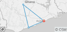 Introducing Ghana - 6 Days - 4 destinations