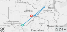10 DAYS EXPLORING THE WONDERS OF ZAMBIA - 10 destinations
