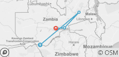 10 DAYS EXPLORING THE WONDERS OF ZAMBIA - 4 destinations