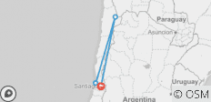 San Pedro de Atacama - 9 days - 5 destinations