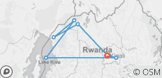 Get to Know the Locals & Primate Tracking - Rwanda - 7 destinations