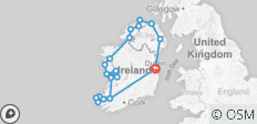 The Land of Giants - multi-day - Small Group Tour of Ireland - 21 destinations