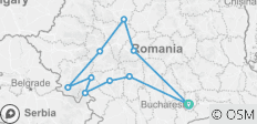 Untouched Romania - 10 destinations