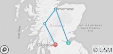 Highlights of Scotland - 4 destinations