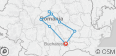 Become a Romanian Epicurean - 7 destinations