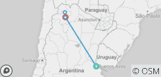 Buenos Aires and Salta on a Budget (8 Nights) - 4 destinations