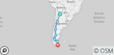Full Argentina Adventure – Route 40 (20 Nights) - 10 destinations