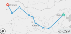 Silk Road China - 9 destinations