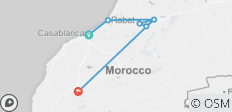 Highlights of Morocco - 7 destinations
