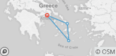 Gems Of Greece - 4 destinations