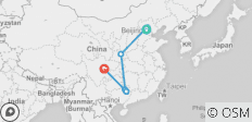 China Discovery Tour: Beijing, Xian, Guilin, Chengdu 11 Days with 4 Star Hotel - 6 destinations