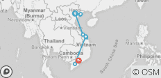Highlights of Vietnam - 11 Days - 12 destinations