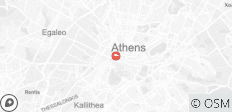 Best of Athens 3 days Private Tour - 1 destination