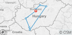 Hungary \'The Fringes of Eastern Europe\' - 8 destinations