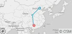 Beijing - Xian - Guilin - Yangshuo - 9 Days All Inclusive Small Group Tour - 5 destinations
